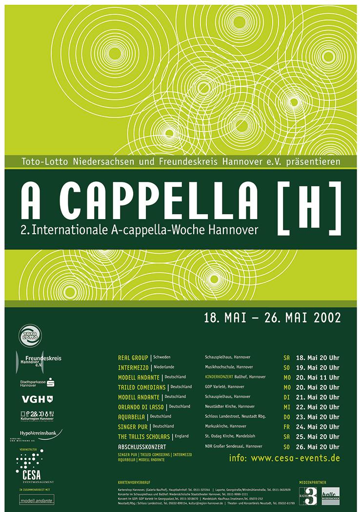 A Cappella 2002
