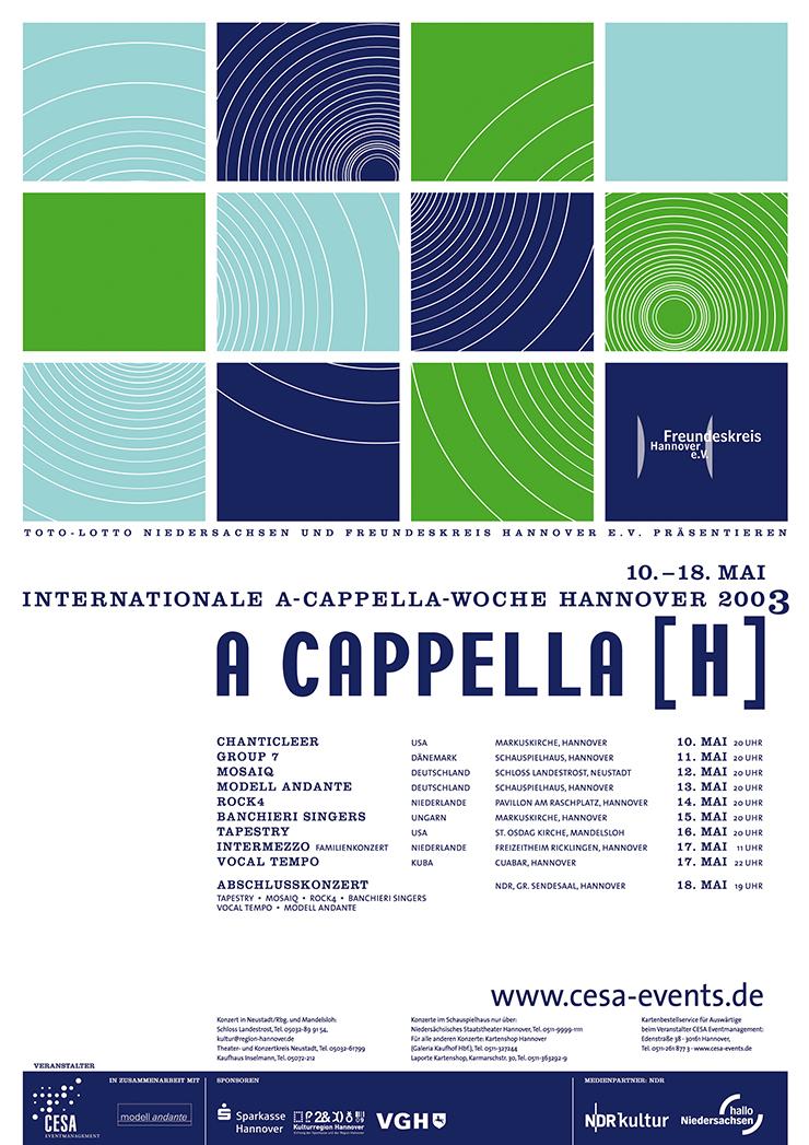 A Cappella 2003
