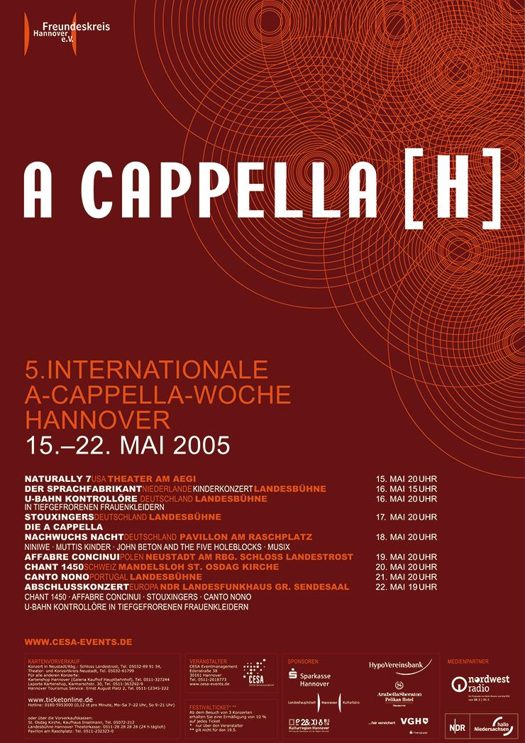 A Cappella 2005