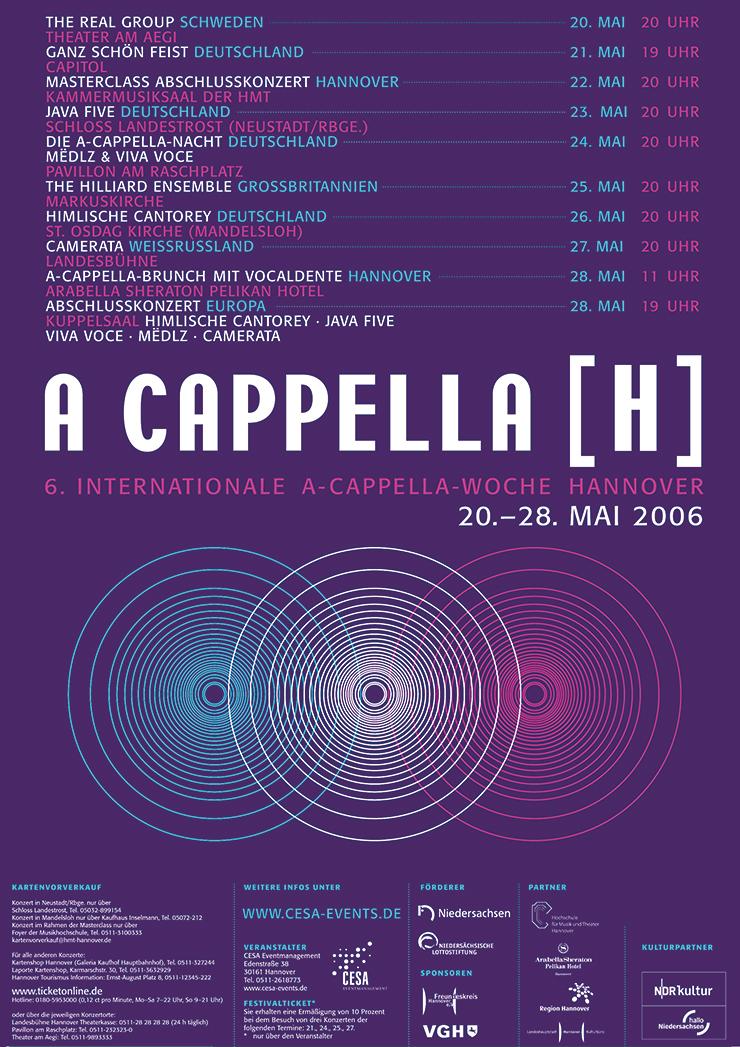 A Cappella 2006