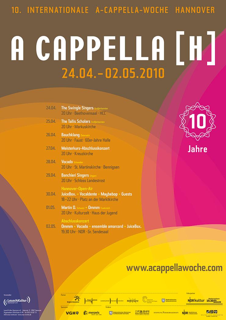 A Cappella 2010